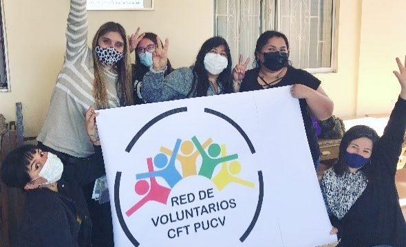 DAE reactiva Red de Voluntarios CFT PUCV