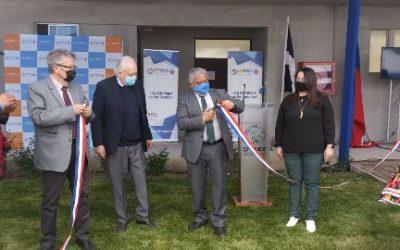 En beneficio de la comunidad estudiantil y de la Provincia de Quillota CFT PUCV inaugura sus nuevas dependencias
