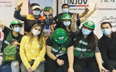 Estudiantes se certifican como monitores comunitarios de respuesta ante emergencias